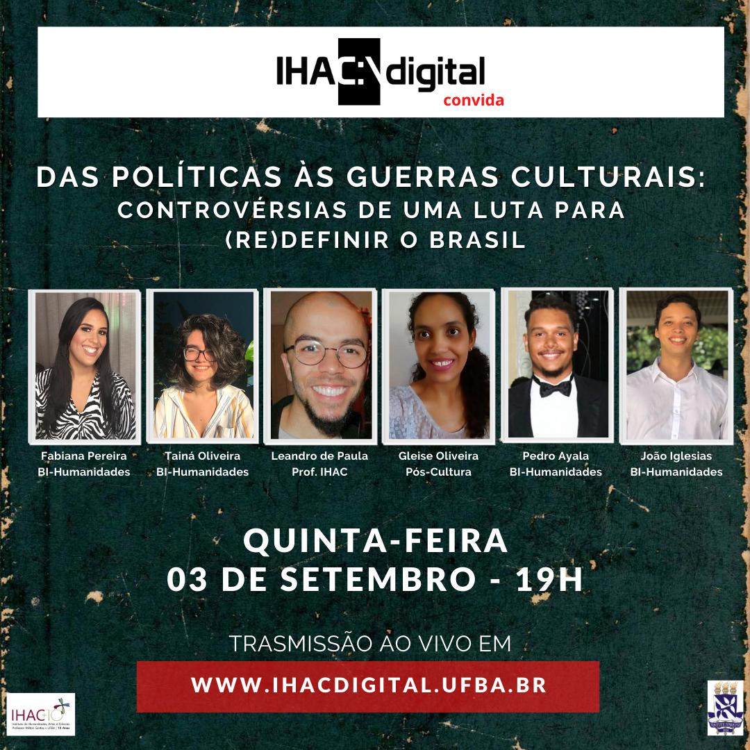 Das políticas às guerras culturais: controvérsias de uma luta para (re)definir o Brasil